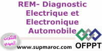 Formation Qualifiante Diagnostic Electrique et Electronique Automobile (DEEA)