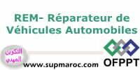 OFPPT Qualification Formation Réparateur de Véhicules Automobiles