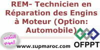 ITA Technicien en Réparation des Engins à Moteur (Option : Automobile) formations