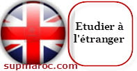 Etude à l'étranger Royaume uni