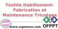 ITA Fabrication et Maintenance en Tricotage Formation Textile Habillement