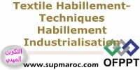 ISTA Techniques d'Habillement – Industrialisation