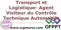 Formation Qualifiante Agent Visiteur du Contrôle Technique Automobile