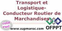 Formation Qualifiante Conducteur Routier de Marchandises
