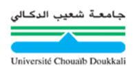 Université Chouaib Doukkali