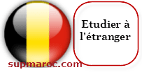Etude à l'étranger Belgique