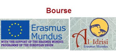 bourse Programme Erasmus Mundus Al Idrisi