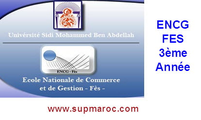 Ecole Nationale de Commerce et de Gestion