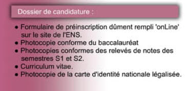 ENS-Licence
