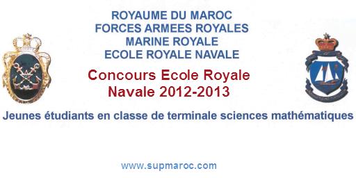 Ecole Royale Navale officiers ingénieurs