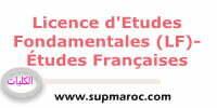 Études Françaises formation matières et débouchés