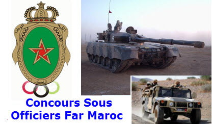 far sous officiers