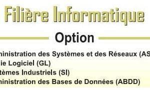 EST DUT Filière Informatique (INFO)