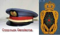 gendarme concours