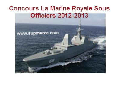 La Marine Royale Sous Officiers