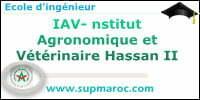IAV Institut Agronomique et Vétérinaire Hassan II