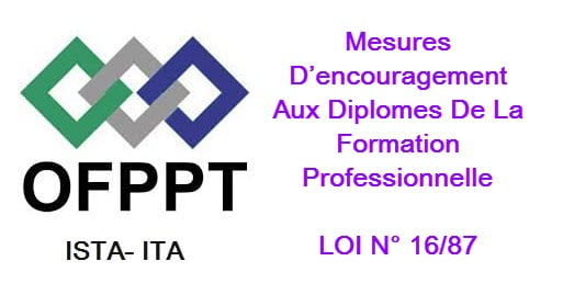 offpt Mesures encouragement Diplomes Formation Professionnelle