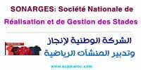 SONARGES : Société Nationale de Réalisation et de Gestion des Stades