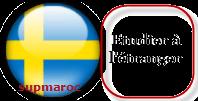 Etude à l'étranger: sweden suède