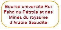 université Roi Fahd du Pétrole et des Mines du royaume d'Arabie Saoudite
